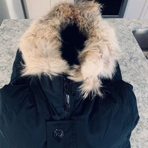 Canada Goose Down Jacket - Small